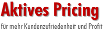 Aktives Pricing - Die Website zum Buch